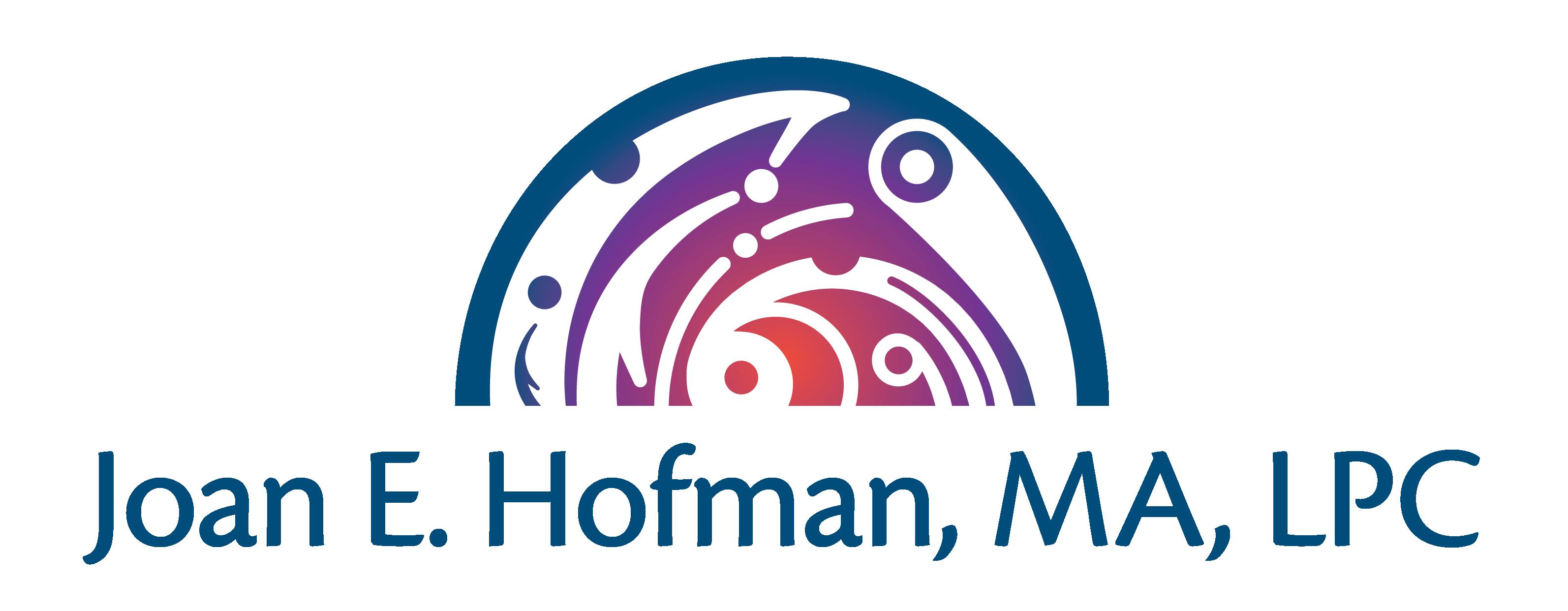 Joan Hofman, MA, LPC